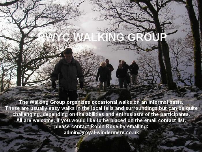 Walk Gp front